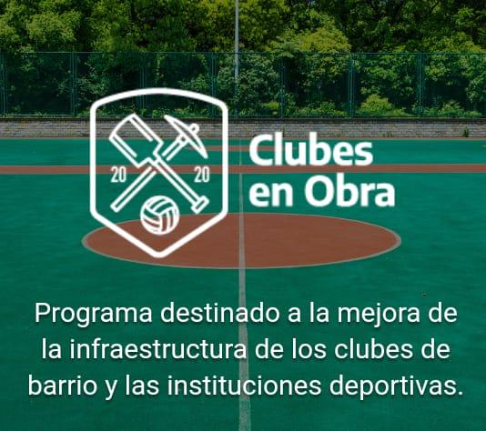 CLUBES EN OBRA – 20 de abril de 2021